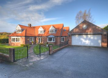 Thumbnail 5 bed detached house for sale in Goldenfields, High Street, Scalby, Scarborough
