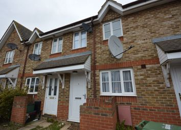 Thumbnail 2 bed terraced house for sale in Troon Close, North Thamesmead, London