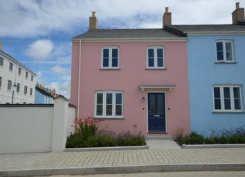 Thumbnail 4 bed end terrace house for sale in Stret Goryan, Nansledan, Newquay