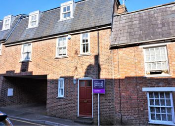 Thumbnail 3 bed terraced house for sale in Dorset Street, Blandford Forum