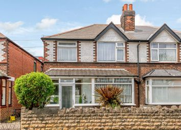 Thumbnail 3 bed semi-detached house for sale in Chadwick Road, Nottingham, Nottinghamshire