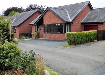 Thumbnail 2 bed detached bungalow for sale in Oak Close, Four Crosses, Llanymynech