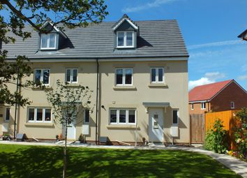Thumbnail 4 bed semi-detached house for sale in Thirsk Drive, Paxcroft Mead, Trowbridge