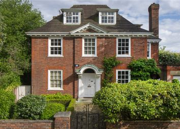 8 bed detached house for sale in Norfolk Road, St John's Wood, London NW8