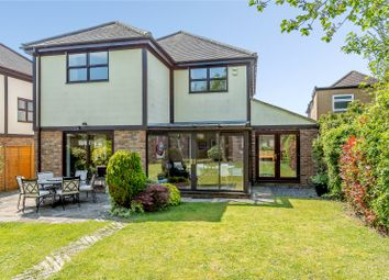 Thumbnail 4 bed detached house for sale in St Pauls Close, Harpenden, Hertfordshire