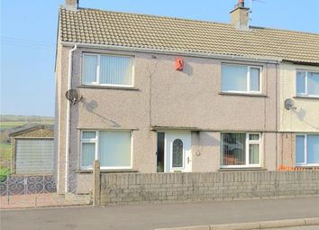 Thumbnail 3 bed semi-detached house for sale in Riverside, Great Clifton, Workington