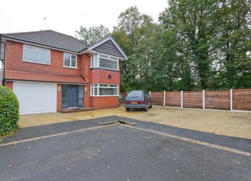 Thumbnail 4 bed detached house to rent in Houghton Lane, Swinton, Manchester