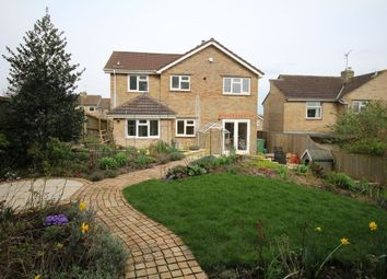 Thumbnail 4 bed detached house for sale in The Tinings, Chippenham