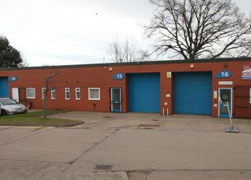 Thumbnail Light industrial to let in Unit 15, Central City Industrial Estate, Red Lane, Coventry