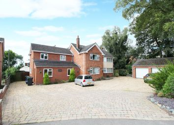 Thumbnail 4 bed detached house for sale in Harmer Hill, Harmer Hill, Shrewsbury, Shropshire