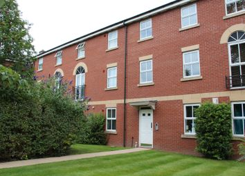 Thumbnail 2 bed flat to rent in Merlin Court, Burntwood, Staffordshire