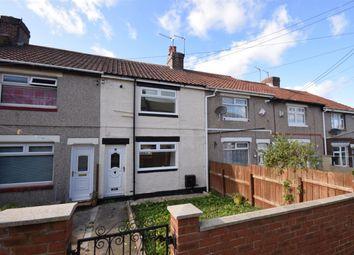 2 bed terraced house for sale in Braemar Terrace, Horden, County Durham SR8