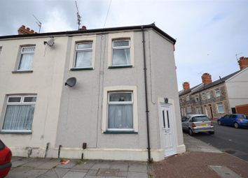 Thumbnail 2 bed terraced house for sale in Forster Street, Barry