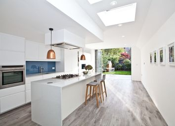 Thumbnail 3 bed terraced house for sale in Quick Road, London