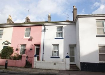 Thumbnail 2 bed terraced house to rent in Well Street, Paignton