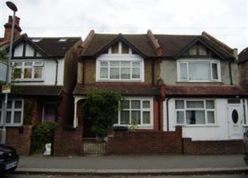Thumbnail 3 bed end terrace house to rent in Elm Road, New Malden