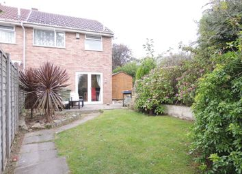 Thumbnail 3 bed end terrace house for sale in Chiltern Close, Warmley, Bristol
