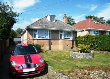Thumbnail 3 bed bungalow for sale in Moorland Crescent, Upton, Poole
