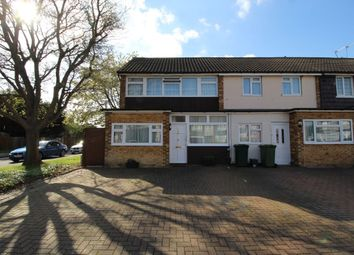 Thumbnail 2 bed terraced house for sale in Maxwell Road, Ashford