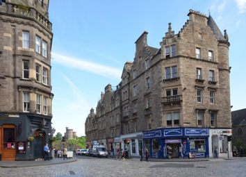 Thumbnail 1 bed flat to rent in St Mary Street, Old Town, Edinburgh