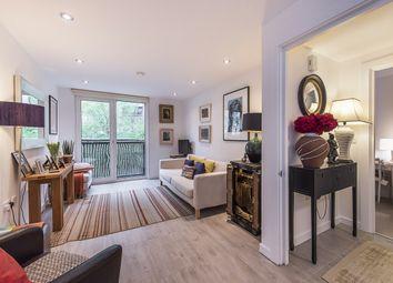Thumbnail 1 bedroom flat to rent in Grosvenor Waterside, Gatliff Road, Chelsea