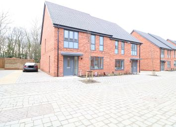 Thumbnail 4 bed semi-detached house to rent in John Haselden Crescent, Ashford