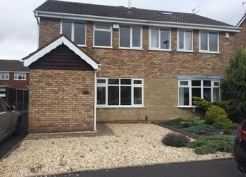 Thumbnail 3 bed semi-detached house to rent in Catesby Drive, Kingswinford