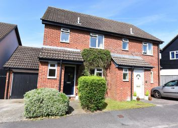 Thumbnail 3 bedroom semi-detached house for sale in Exeter Close, Basingstoke