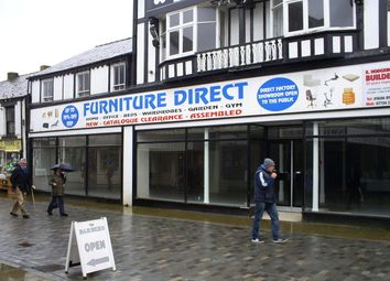 Thumbnail Retail premises to let in Witton Street, Northwich
