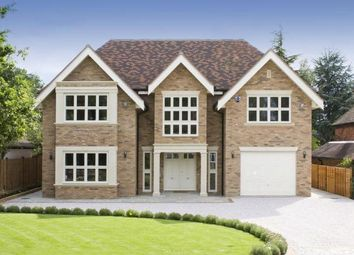 Thumbnail 5 bed detached house for sale in Hazel Grove, Hazel Grove, Farnborough Park