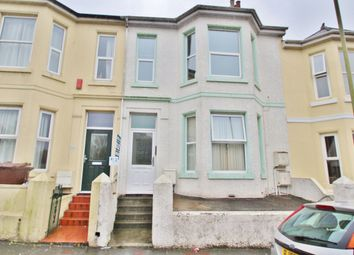 Thumbnail 2 bed flat for sale in Wolseley Road, Plymouth