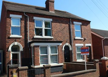 Thumbnail 3 bed semi-detached house for sale in Derby Road, Heanor