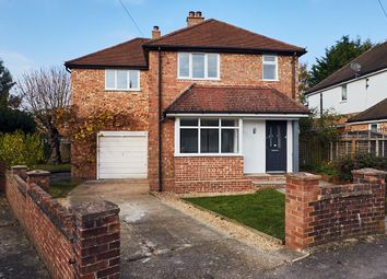 Thumbnail 6 bed detached house for sale in Ardmore Avenue, Guildford