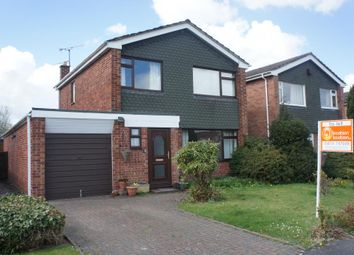 Thumbnail 3 bed detached house to rent in Tollgate Drive, Audlem, Crewe