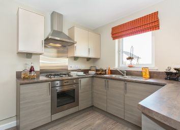 Thumbnail 1 bedroom flat for sale in Baron's Gate, Leven Street, Motherwell, North Lanarkshire