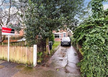 Thumbnail 2 bed end terrace house for sale in Meadow Road, Beeston, Nottingham
