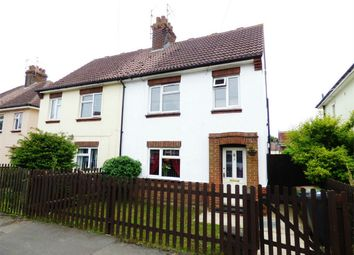 Thumbnail 3 bedroom semi-detached house for sale in Chester Road, Peterborough, Cambridgeshire