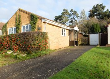 Thumbnail 3 bed bungalow for sale in 52 Jubilee Close, Ledbury, Herefordshire