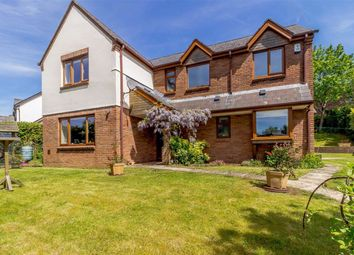 Thumbnail 5 bed detached house for sale in The Smithy, Chepstow, Monmouthshire