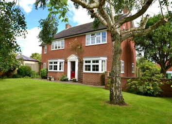 Thumbnail 5 bedroom detached house for sale in Shepperton Close, Castlethorpe, Milton Keynes, Buckinghamshire