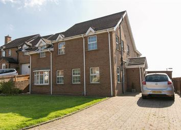 Thumbnail 5 bedroom detached house for sale in 13, Loughview Manor, Belfast