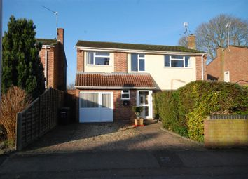 Thumbnail 5 bedroom detached house for sale in Westwood Road, Newbury