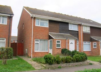 Thumbnail 2 bed end terrace house for sale in Gibson Close, Lee-On-The-Solent