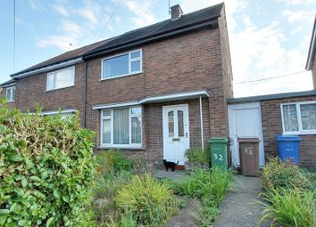 Thumbnail 2 bed semi-detached house for sale in Grimston Road, Anlaby, Hull