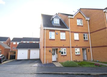 Thumbnail 3 bed end terrace house for sale in Sunflower Drive, Bermuda Park, Nuneaton, Warwickshire