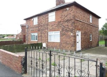 Thumbnail 2 bed semi-detached house for sale in 13 Coronation Square, South Hetton, Durham, County Durham