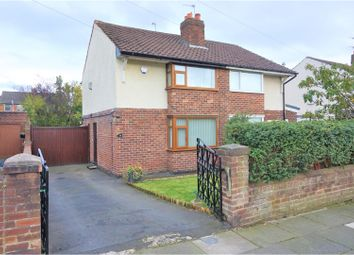 Thumbnail 2 bed semi-detached house for sale in Windy Arbor Road, Prescot