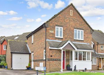 Thumbnail 3 bed detached house for sale in Sevenoaks Close, Sutton, Surrey