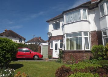 Thumbnail 3 bedroom semi-detached house to rent in Wyche Avenue, Kings Heath, Birmingham