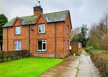 Thumbnail 3 bedroom semi-detached house to rent in Manor Farm Cottage, Broxholme, Lincoln